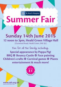 St Ann's Summer Fair