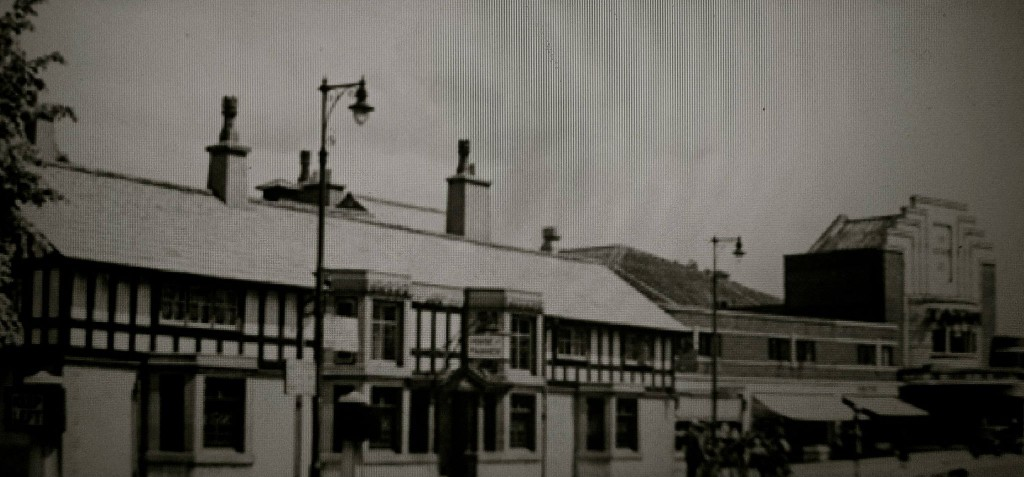 The Horse & Farrier and Tatton Cinema