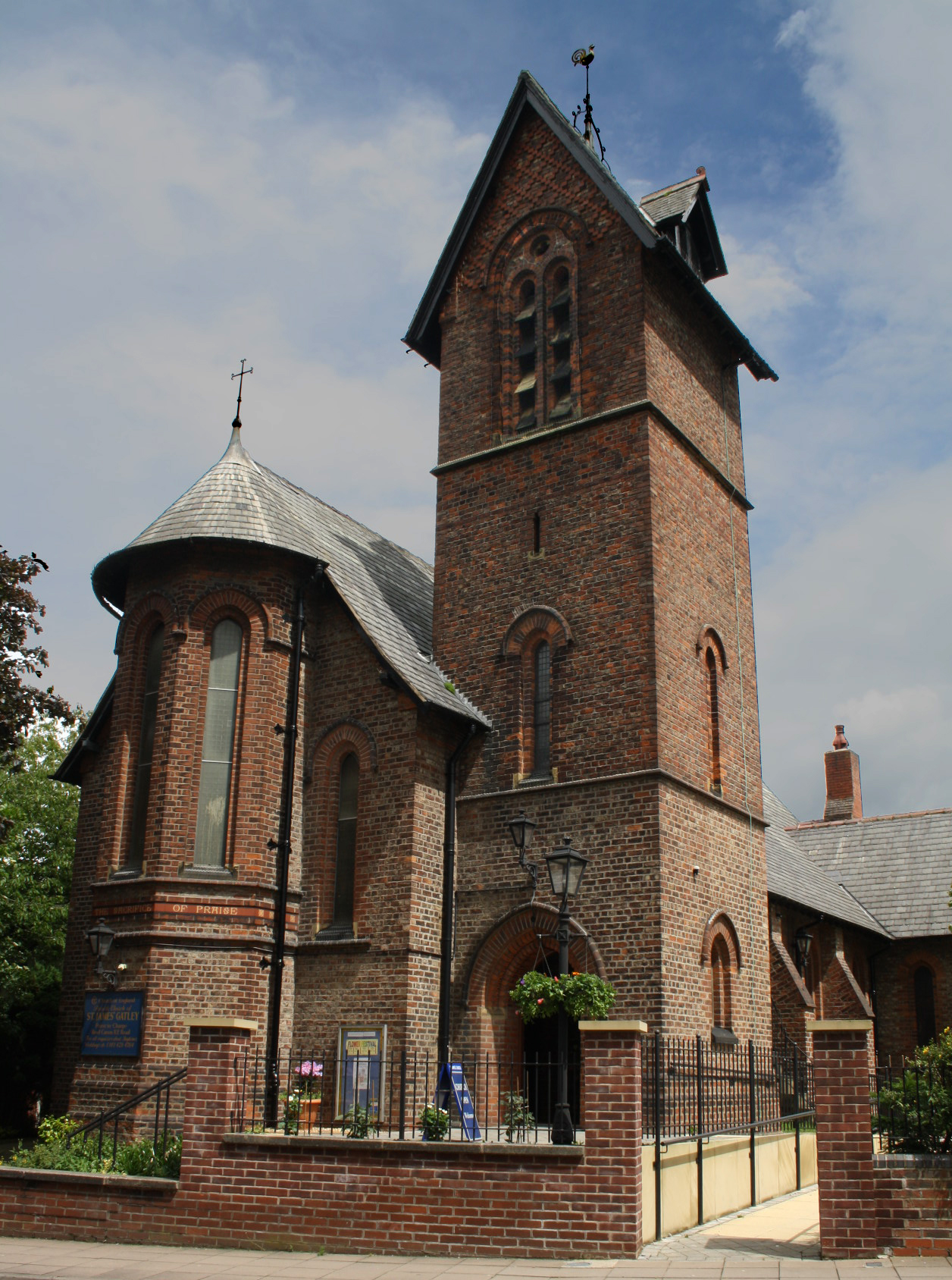 St. James' Church, Gatley
