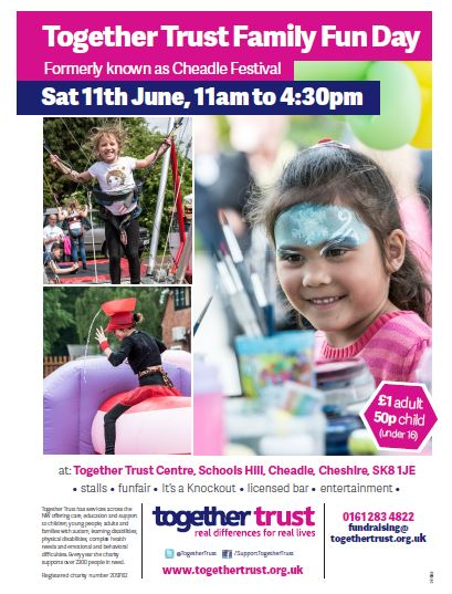 Together Trust Family Fun Day