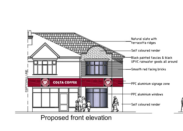 Costa Coffee Plans