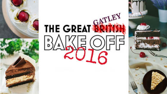 Gatley Bake Off 2016