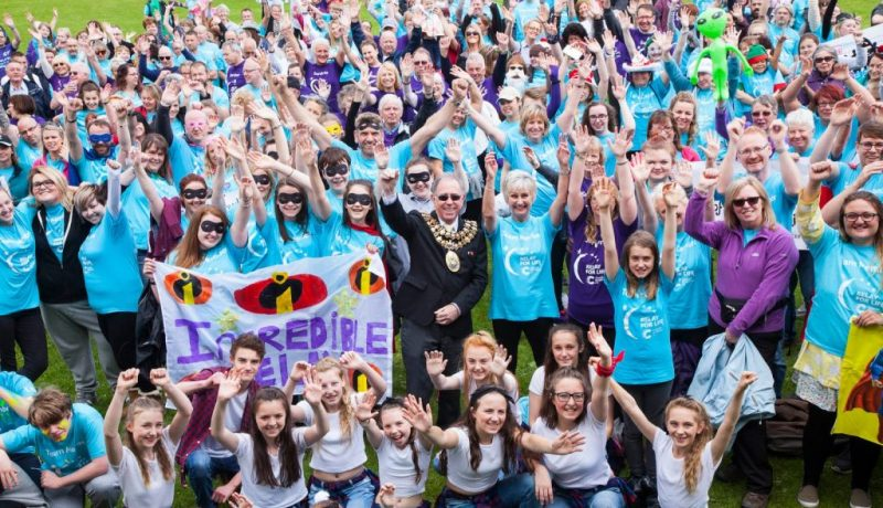Relay for Life Stockport 2016