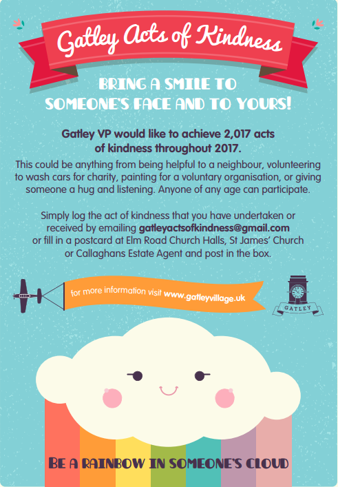 Gatley Random Acts of Kindness