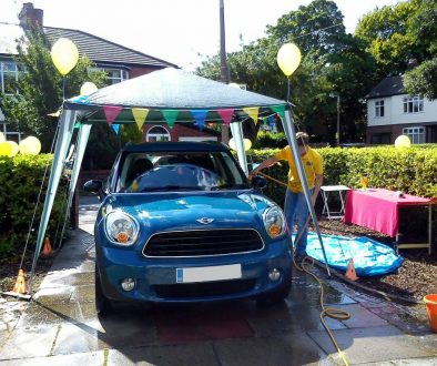 Billsonbubbles Charity Car Wash