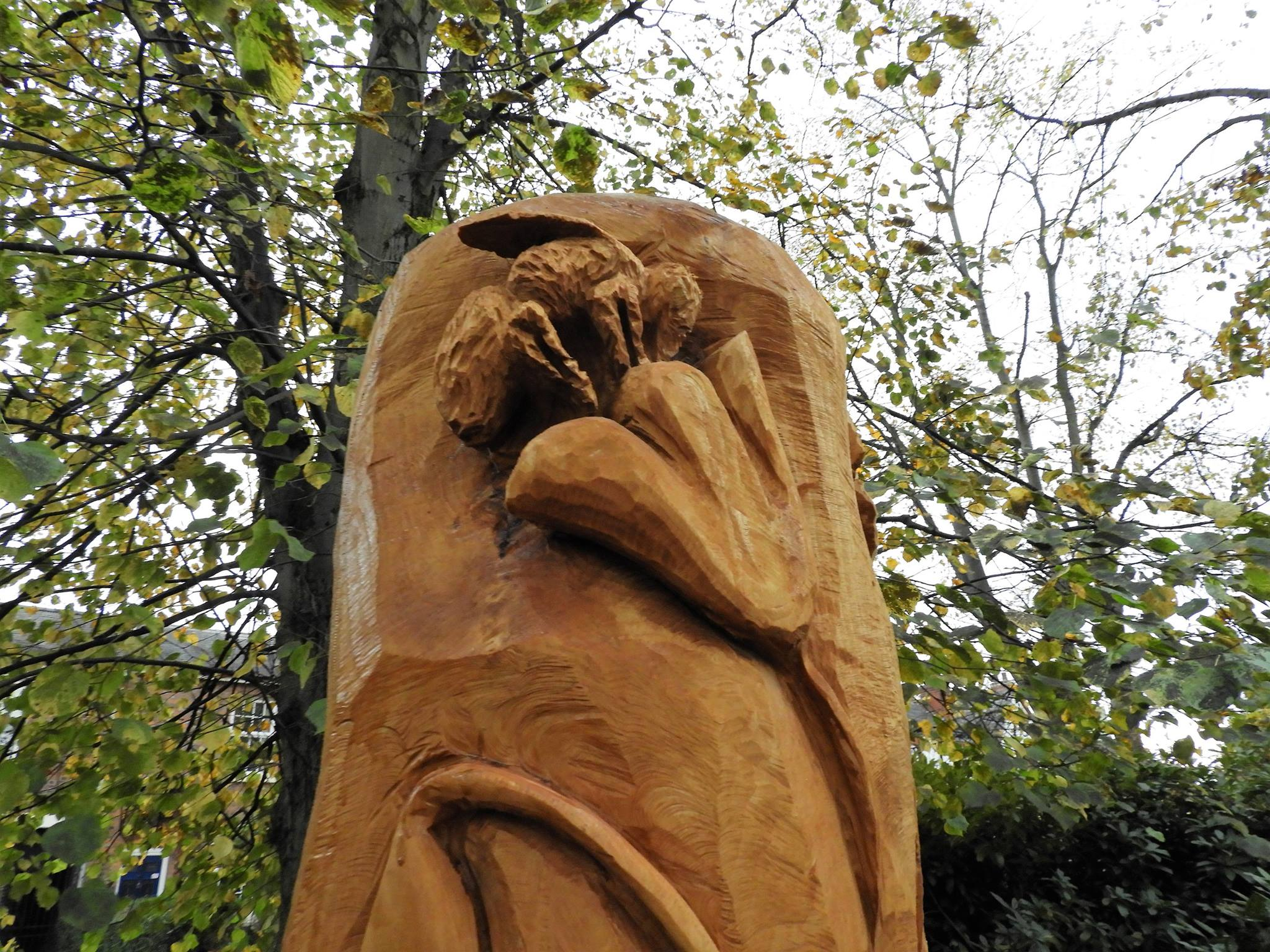 GVP invites you to official opening of new Contemplation Sculpture