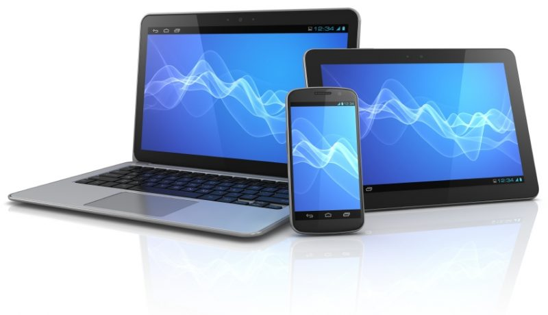 computer tablet phone
