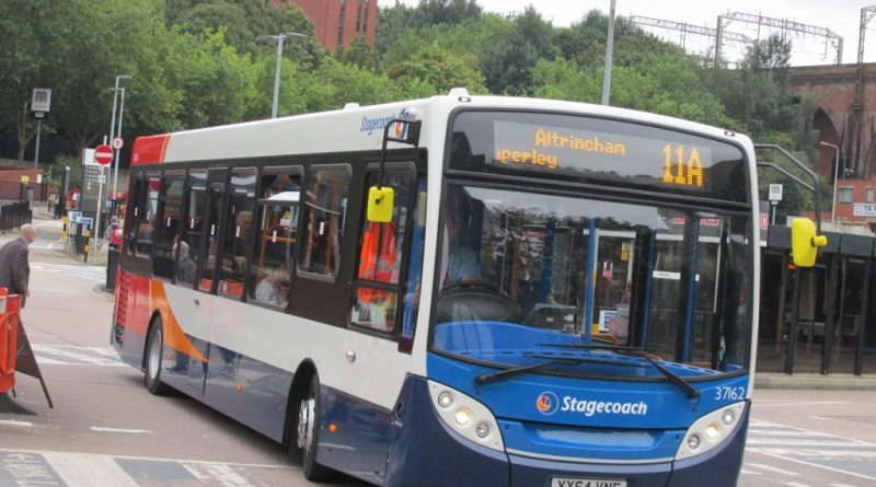 11 and 11A bus routes are changing