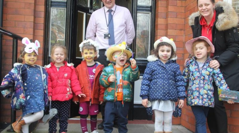 Easter Bonnet Parade for Young & Old in Gatley