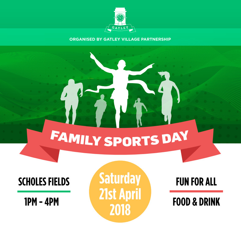 Gatley Family Sports Day 2018